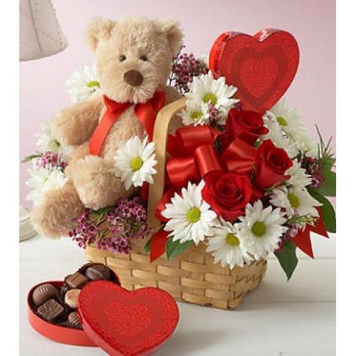 Valentine S Day Flower Arrangements Suellen S Floral Company