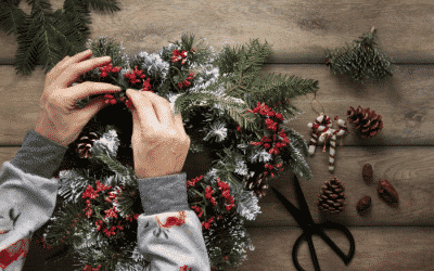 The Blooming Blog: Wreaths