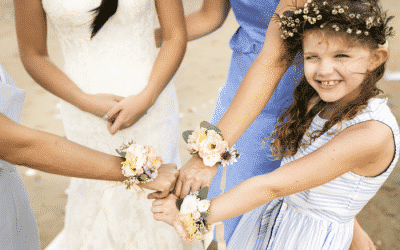 The Blooming Blog: Wedding Wearables