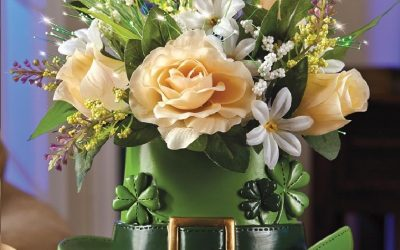 The Blooming Blog:  Flowers for St Patrick's Day???