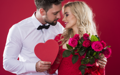 The Blooming Blog: A History of Valentine's Day