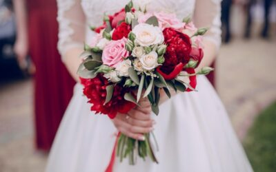 More ideas for bridal bouquets