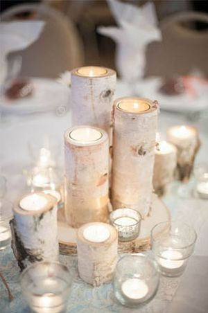 The Blooming Blog:  Centerpieces