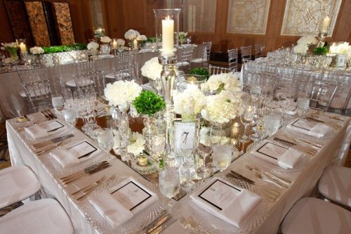 The Blooming Blog: Dramatic centerpieces